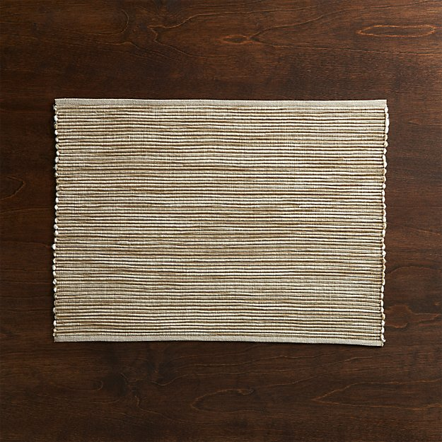 Sonoma Sand Placemat