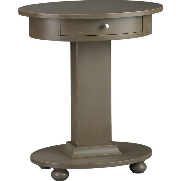 Sorano Oval Nightstand