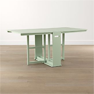 Mark daniel crate and barrel for Span white gateleg table