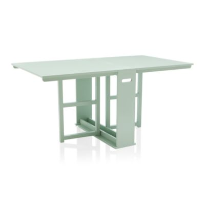 Span Mint Gateleg Dining Table