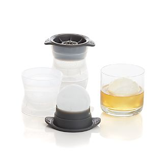 Set of 2 Tovolo Sphere Ice Molds