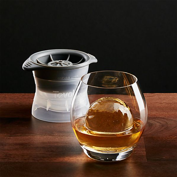 Tovolo Sphere Ice Molds Set of Two