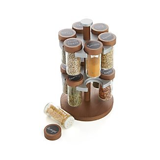 Carter 12 Bottle Spice Rack