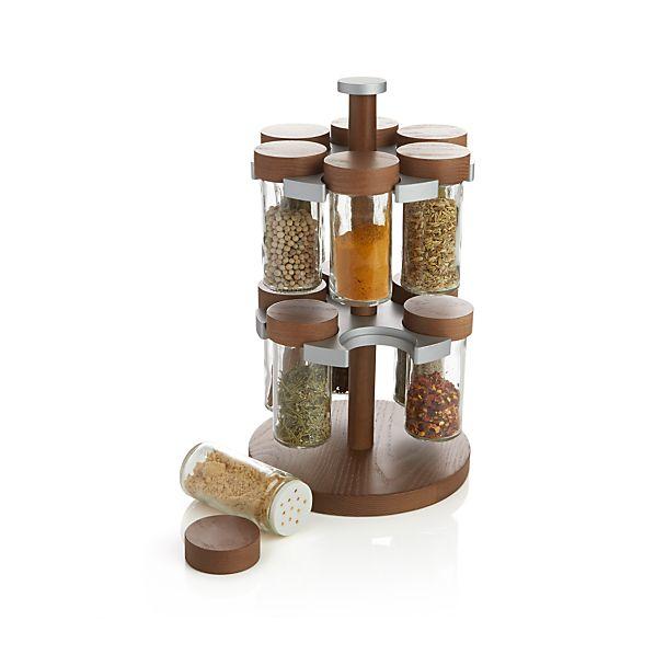 Carter 12 Bottle Spice Rack