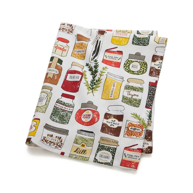 Spice World Dish Towel