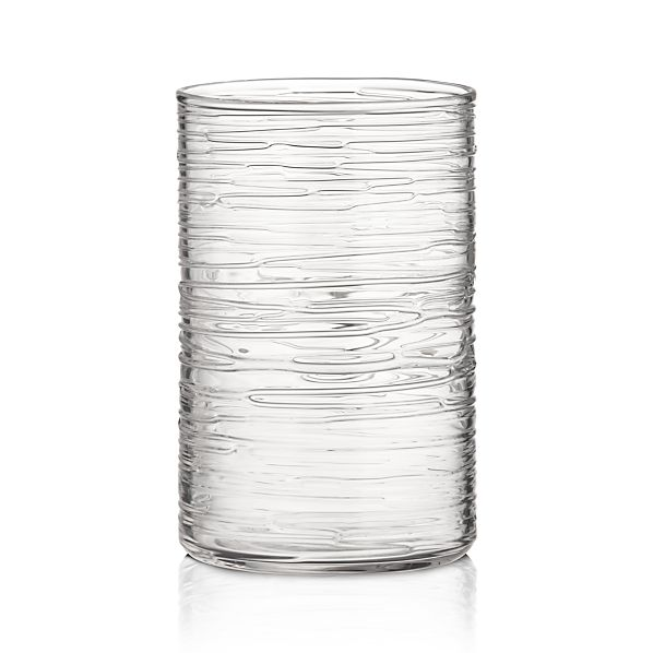 Spin Large Glass Hurricane Candle Holder Vase In Candle