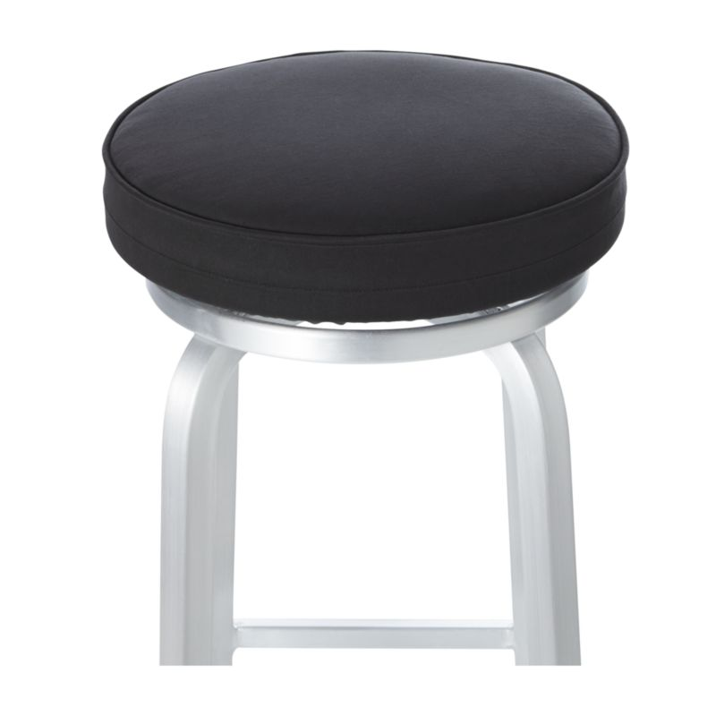 13 Round Bar Stool Cushion Bar Stools : SpinStoolCushionBlackF141x1 from stools.beautytipsqueen.com size 800 x 800 jpeg 23kB