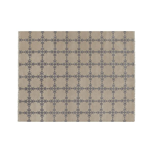Spindle Dove 8'x10' Rug