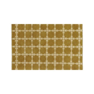 Spindle Gold 6'x9' Rug