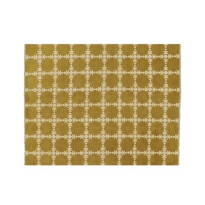 Spindle Gold 8'x10' Rug