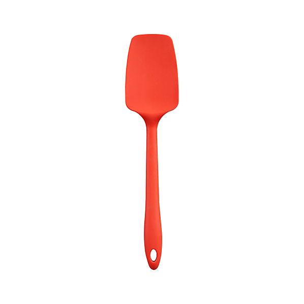Red Silicone Spoonula