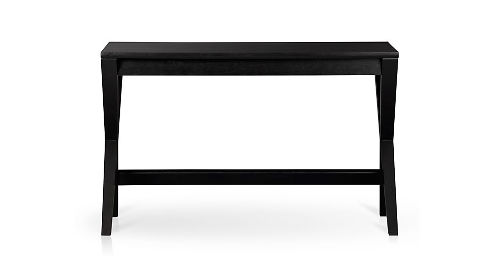 "Spotlight Ebony 48"" Desk"