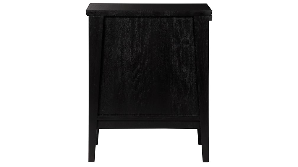 Spotlight Ebony Filing Cabinet