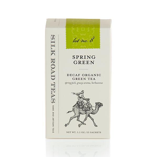 Spring Green Bagged Tea