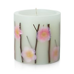 Flower Inclusion Candle