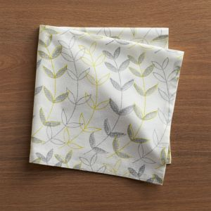 Sprout Green Napkin