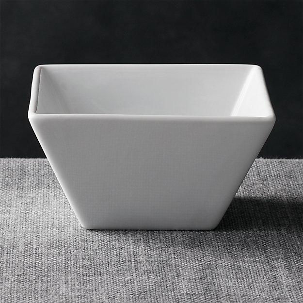 """Square 4.75"""" Bowl"""