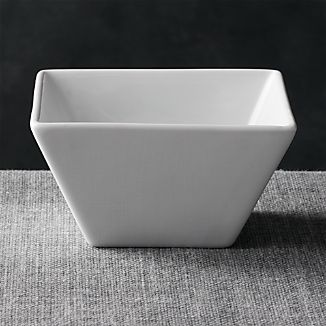 "Square 4.75"" Bowl"