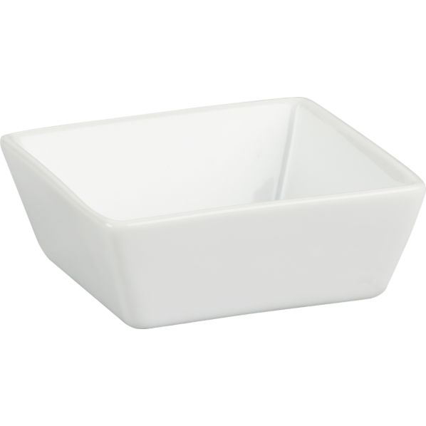 Large Square Dish