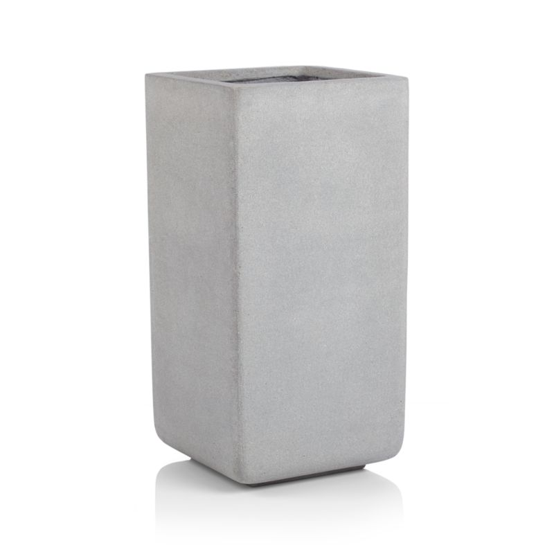 Square Tall Planter