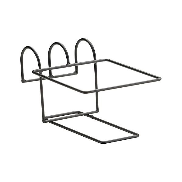 Zinc Square Rail Planter Hook