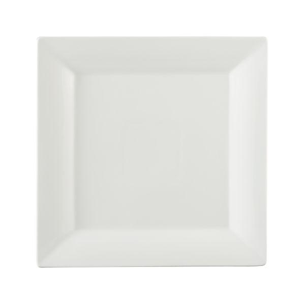 "Square Rim 14"" Platter"