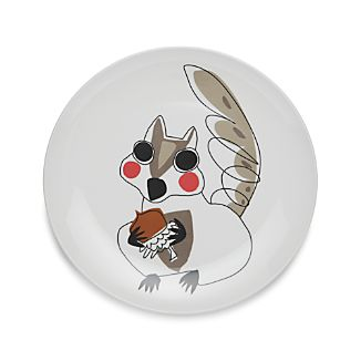 "Squirrel 9"" Melamine Plate"