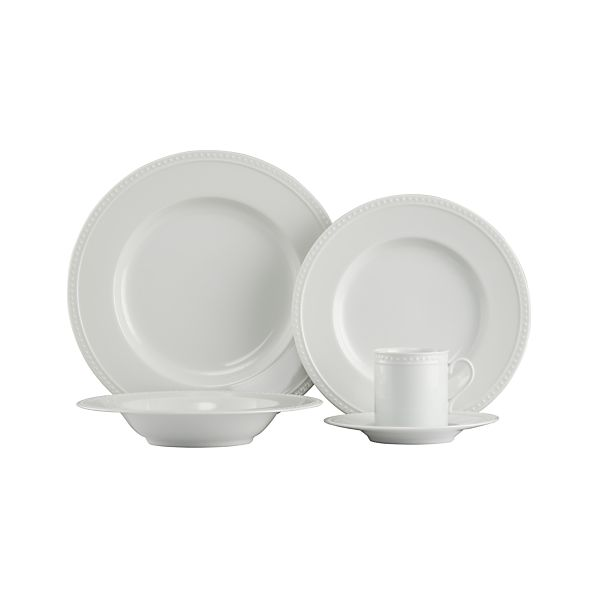 Staccato 5-Piece Place Setting
