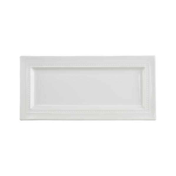 Staccato Rectangle Platter
