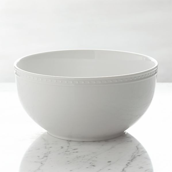 Staccato Serving Bowl