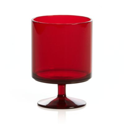 Stacking Acrylic Red Wine Glass