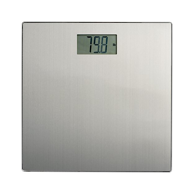 Stainless Digital Bathroom Scale
