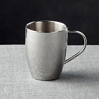 Stainless Double Wall Mug 14oz