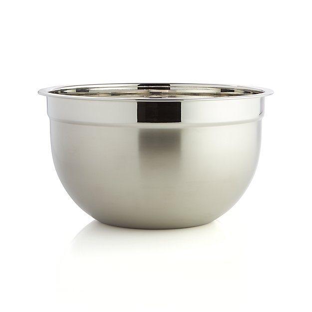 Stainless Steel 5-Quart Bowl