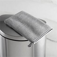 simplehuman ® Stainless Steel Cleaning Mitt