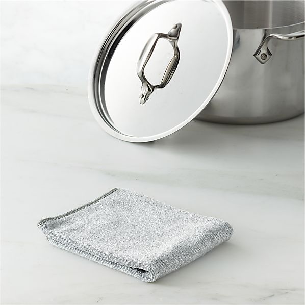 Casabella ® Microfiber Stainless Steel Cloth