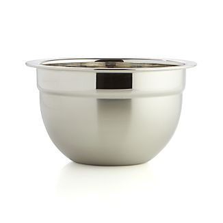 Stainless Steel .75-Quart Bowl