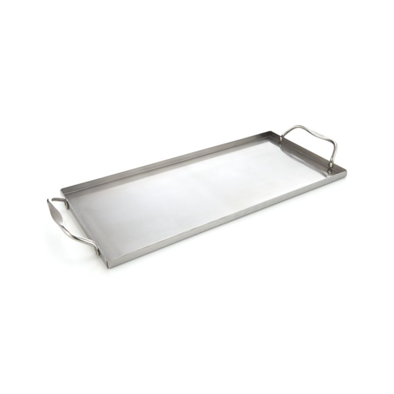 Stainless Steel Plank Saver