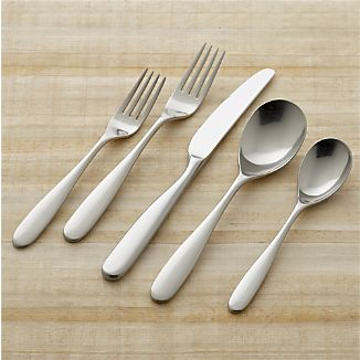 Stanton Satin 5-Piece Flatware Place Setting