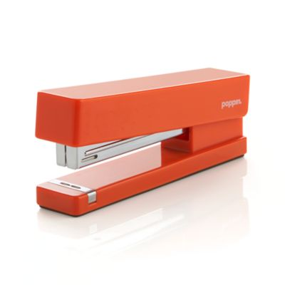 Poppin® Orange Stapler