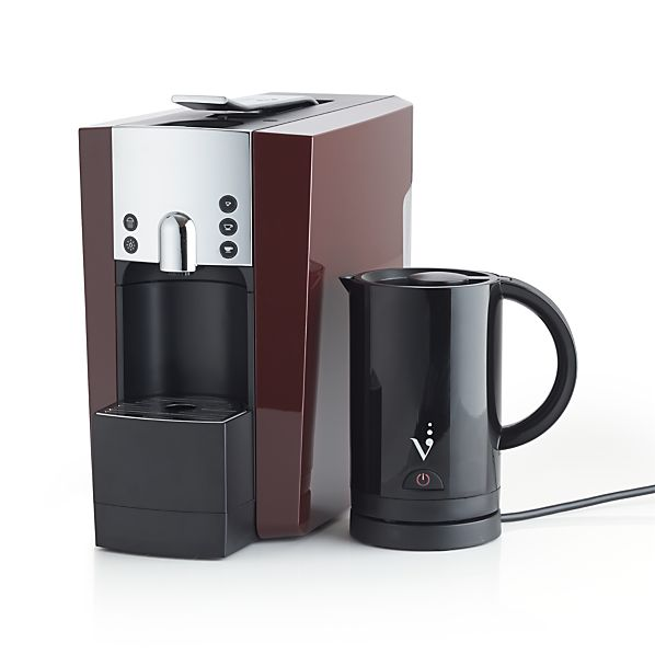 Starbucks ® Verismo ® Burgundy 600 Brewer Bundle