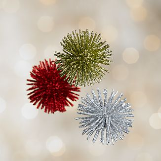 Starburst Ornaments