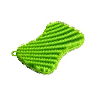 Kuhn Rikon Stay Clean Green DIsh Scrubber