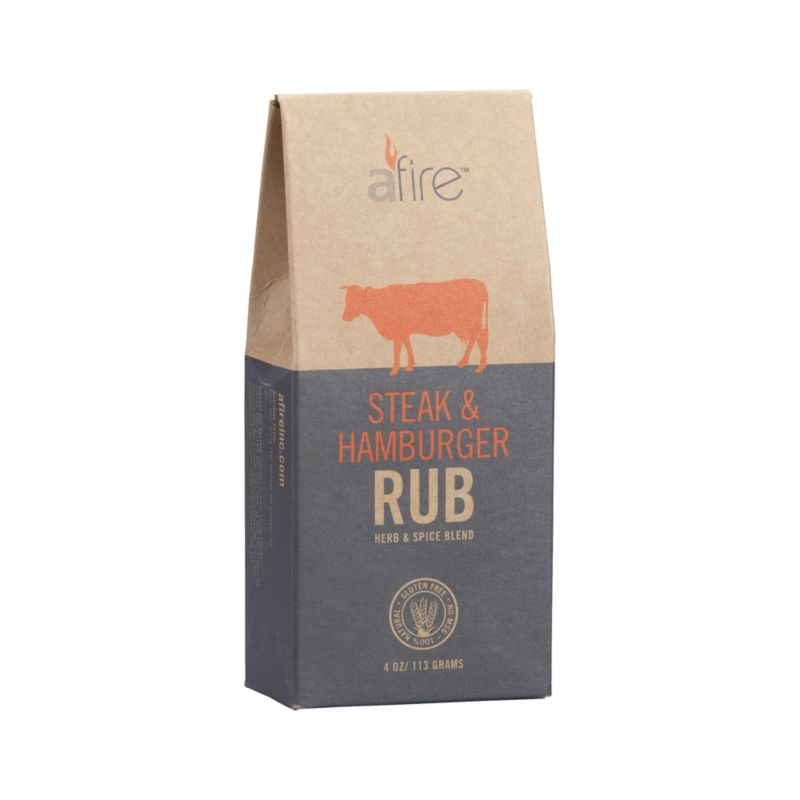 Expertly blended especially for beef and other red meats, this robust blend of herbs, spices, paprika and sea salt is all-natural and gluten-free.<br /><br /><NEWTAG/><ul><li>Contains salt, dehydrated garlic, paprika, black pepper, thyme, rosemary and other spices</li><li>Shelf life: 24 months</li><li>No artificial flavorings, preservatives or MSG</li><li>Gluten-free</li><li>Produced in a facility that processes nuts</li><li>Made in USA</li></ul>