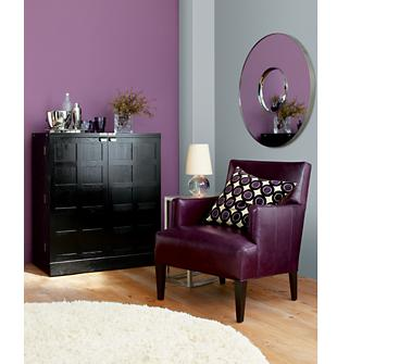 The Color Of The Month Plum Asd Interiors