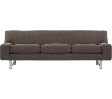 Crate and Barrel - Steele Sofa shopping in Crate and Barrel Sofas