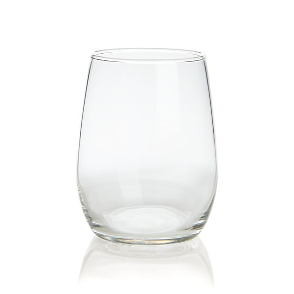 Stemless 6 oz. Wine Taster