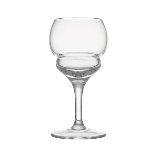 Stemmed Cordial Glass