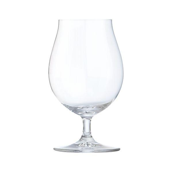 Set of 2 Spiegelau Stemmed Pilsner Glasses