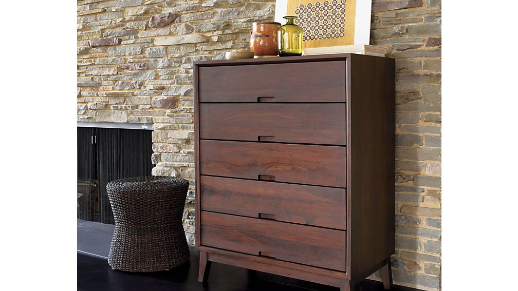 Steppe 5-Drawer Chest